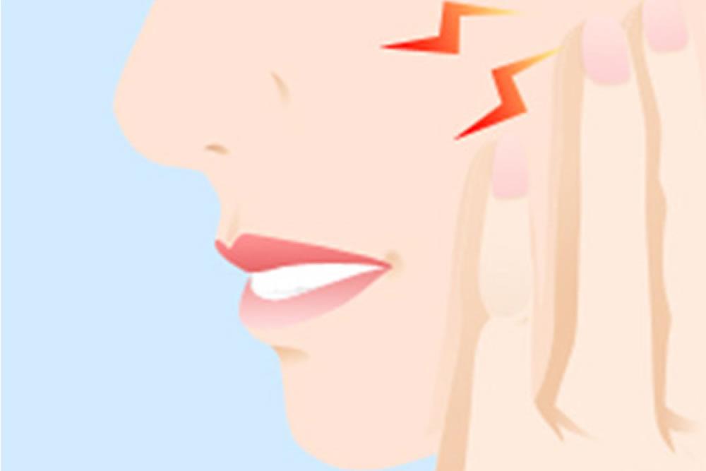 食いしばり・歯ぎしり・顎関節症の改善