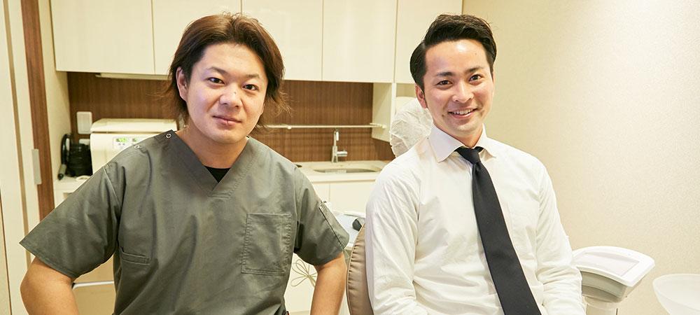 歯の保存にこだわった虫歯治療