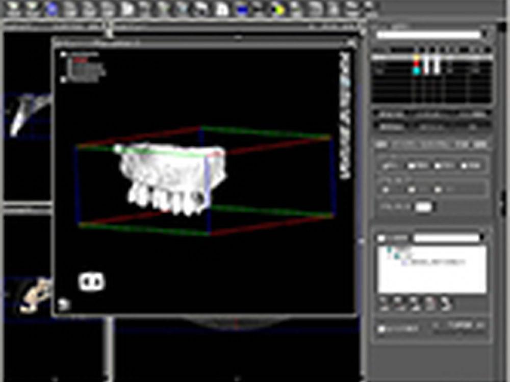 3D模型出力