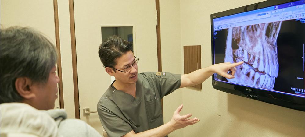 歯周病の徹底した予防と改善